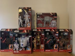 Star Wars Figures for Sale in San Jose, CA