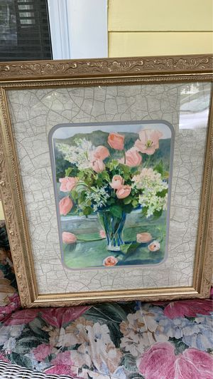 Framed picture for Sale in Danvers, MA