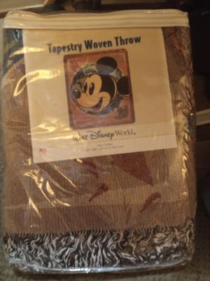 Mickey mouse tapestry for Sale in Akron, OH