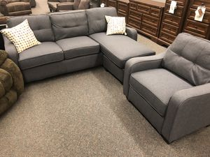 Sectional with chair for Sale in Selinsgrove, PA