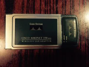 Cisco Linksys s Wireless Notebook Adapter for Sale in San Francisco, CA
