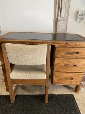 Child's desk and chair for Sale in Red Bank, NJ