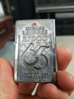 65th anniversary zippo for Sale in Medina, OH