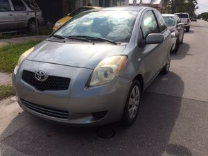2007 TOYOTA YARIS for Sale in Tampa, FL
