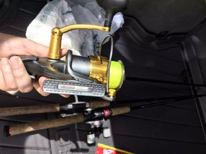 fishing reel for Sale in Massillon, OH