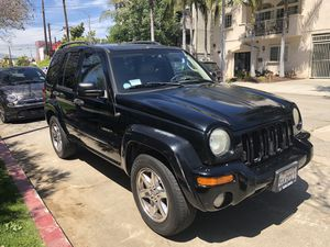Jeep Liberty Limited for Sale in Los Angeles, CA