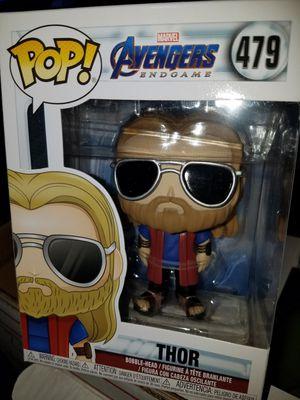 Funko pop Bro fat thor avengers endgame marvel for Sale in Ontario, CA