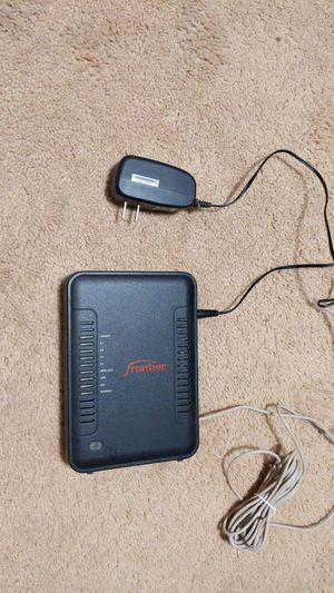 Frontier Netgear modem for Sale in Lynnwood, WA