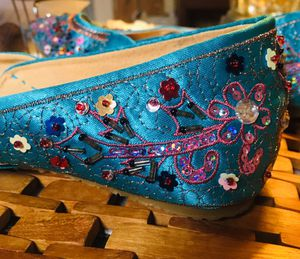 TriBeCa Embroidered Flats Shoes🌷 for Sale in Torrington, CT