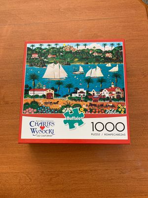 Charles Wysocki Buffalo Games Puzzle for Sale in San Diego, CA