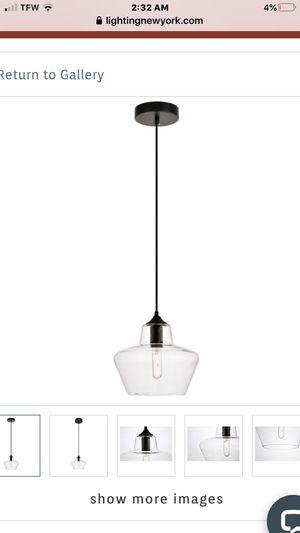 Pendant light for Sale in Victorville, CA