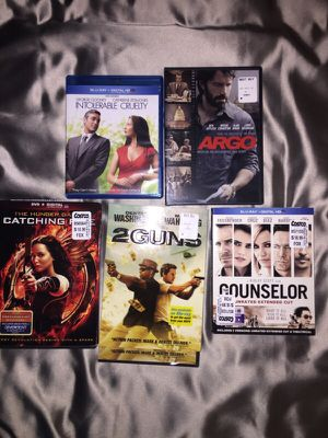 Various Brand New DVDs for Sale in North Bethesda, MD