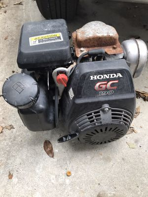 Honda GC190 small engine from pressure washer. Pump not included. for Sale in Lake Wales, FL