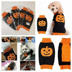 Halloween Pumpkin Pet Sweater Brand New for Sale in San Angelo,  TX