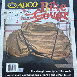 Bike Cover For Motorhome Or Trailer for Sale in Avondale, AZ