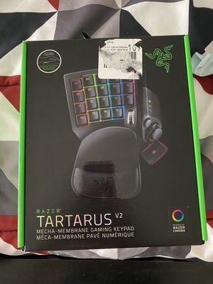 Razer Tartarus V2 (Gaming Keypad) - New for Sale in Rancho Cucamonga, CA