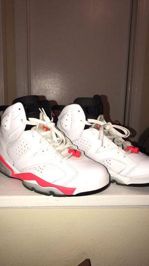 """Air Jordan Retro 6 """"Infrared"""" 2014 for Sale in Atlanta, GA"""