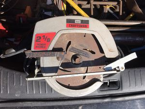 Sears Craftsman Power Tools for Sale in Milford, MA