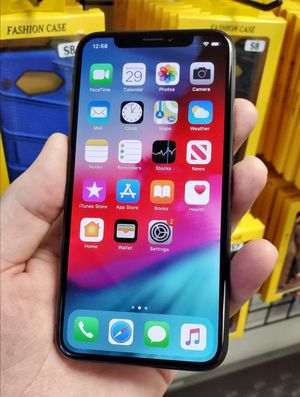 Apple iPhone X 64GB Unlocked Like new for Sale in Cary, NC