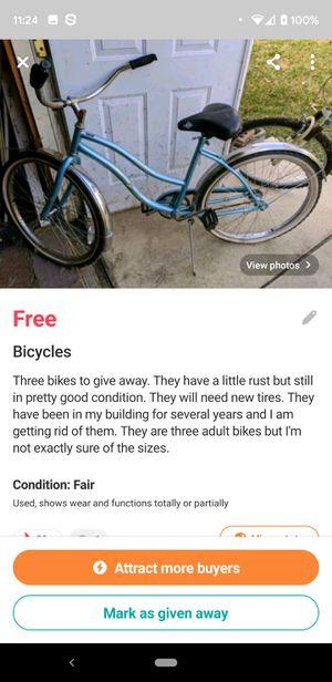 Free bikes for Sale in Bristol, VA
