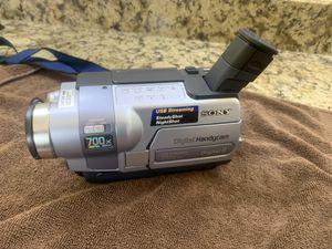 Sony Digital8 Handycam DCR-TRV250 for Sale in Freehold, NJ