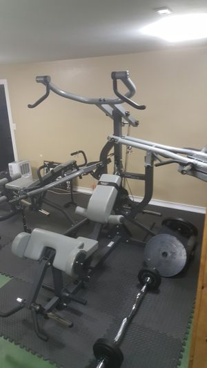 Body Solid Gym Equipment for Sale in Johnson City, TN
