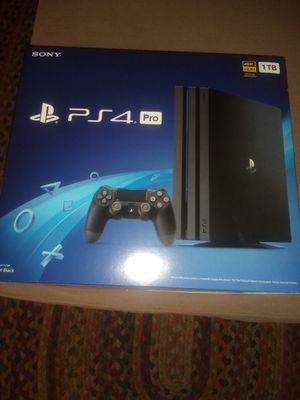 PlayStation pro for Sale in Peoria, IL