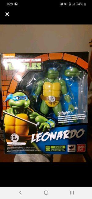 Sh figuarts leonardo ninja turtles for Sale in Covina, CA