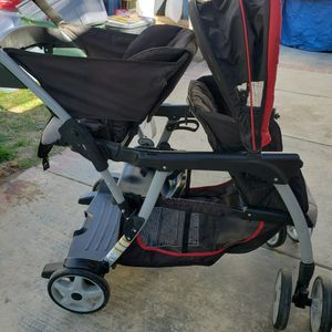 Graco ready2grow Double Stroller for Sale in Riverside, CA