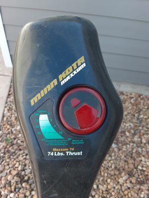 Minn Kota Maxxum trolling motor for Sale in Henderson, CO
