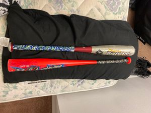 """28"""" and 29"""" baseball usssa and USA bats for Sale in Aurora, CO"""