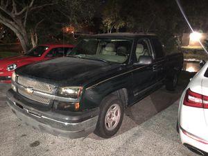 Chevy Silverado 1500 for Sale in Tamarac, FL