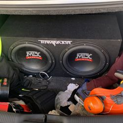 Bass Speakers 12 for Sale in Fairfield,  CA