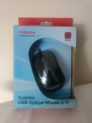 USB optical mouse (Toshiba) for Sale in Cary, NC