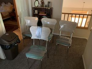 Mid Century Kitchen Table and chairs for Sale in Cave Creek, AZ