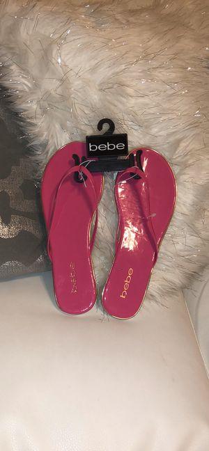 Bebe Flip flops for Sale in St. Petersburg, FL