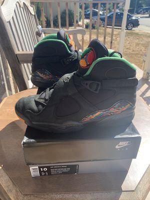 Air Jordan 8 size 10 og all for Sale in Fremont, CA