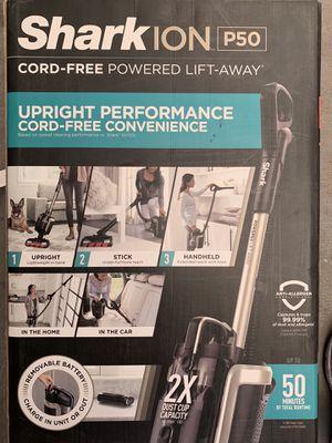 Shark ion p50 vacuum for Sale in Cerritos, CA