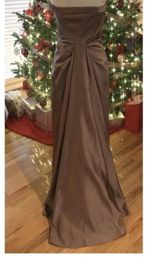 DAVIDS BRIDAL, Gorgeous Bronze Dress, Size 12 for Sale in Phoenix, AZ