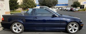 04 BMW 325ci convertible for Sale in Orangevale, CA