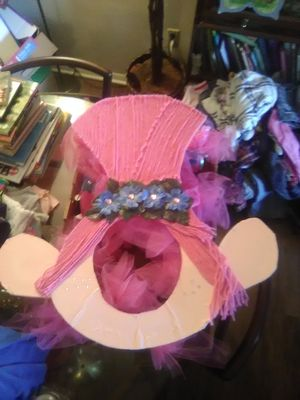 Trolls birthday? Centerpieces and picture prop . for Sale in Granite City, IL
