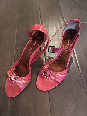Authentic Isabella Fiori heels. Size 9! Worn 1 time ! for Sale in Dallas, TX