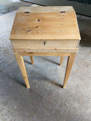 Antique Desk for Sale in Gig Harbor, WA