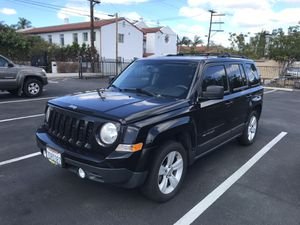 2014 Jeep Patriot for Sale in San Diego, CA