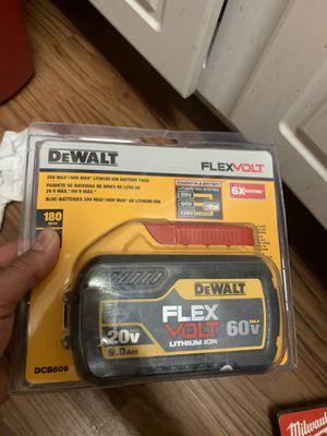Dewalt bateria 9.0 for Sale in Silver Spring, MD