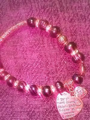 Real Dark Blue Pearl with Charms for Sale in Henderson, NV