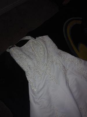 Michaelangelo Wedding Dress Size 16 for Sale in Las Vegas, NV