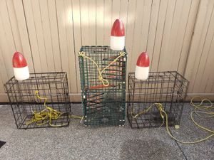 Crab Pots (BRAND NEW) for Sale in Burien, WA