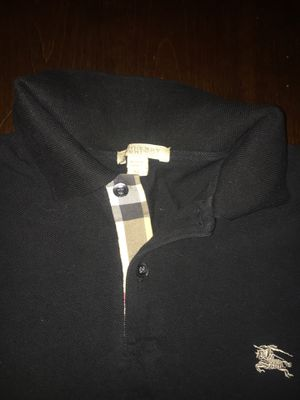 Burberry 3 button shirt for Sale in Washington, DC