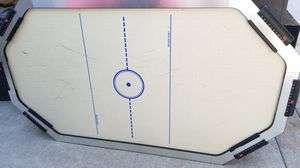 Air hockey table, 6 man! for Sale in Pasadena, CA